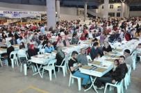 GEBZE BELEDİYESİ - Gebze Belediyesinden 2 Bin Kişilik İftar
