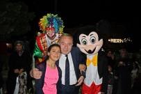 PATLAMIŞ MISIR - Geleneksel Ramazan Eğlenceleri Başladı