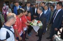 TURGAY ALPMAN - Gençlik Ve Spor Bakanı Kılıç Iğdır'da
