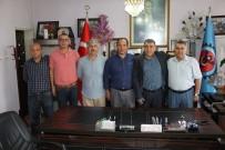 TOPLU İŞ SÖZLEŞMESİ - Genel Başkan Nurettin Akçul, Hisarcık Şubesinde Görüşmelerde Bulundu