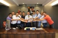 MURSALLı - Germencik Belediyesi Filede Şampiyon Oldu