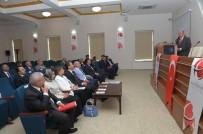 CANAN CANDEMİR ÇELİK - 'Gıda Bankacılığı Uygulamasının Araştırılması Ve Yaygınlaştırılması İnceleme' Toplantısı