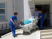 YANGIN TATBİKATI - Görele Devlet Hastanesinde Yangın Tatbikatı Yapıldı