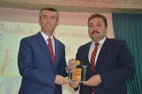 MESLEK LİSELERİ - Hedef 3'Te 3 Projesi Ödül Töreni Yapıldı