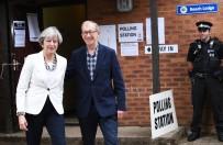 İŞÇI PARTISI - İngiltere'de Oy Verme İşlemi Sürüyor