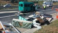 TIR ŞOFÖRÜ - İstanbul'da feci kaza