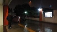 YAĞIŞ UYARISI - İstanbul'da Sağanak Yağış
