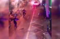 BIÇAKLI SALDIRI - Polis Londra saldırganını böyle vurdu