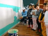 ULUSAL EGEMENLIK - İzmit Belediyesi'nin Okullara Katkısı Devam Ediyor