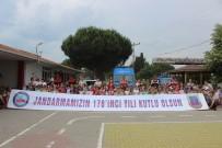ZÜBEYDE HANıM - Jandarma Teşkilatı'nın Kuruluşunun 178. Yılı Etkinlikleri