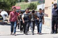 Kahramanmaraş'ta Hırsızlık Operasyonu Açıklaması 12 Gözaltı