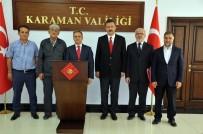 SÜLEYMAN TAPSıZ - Karaman'da İşadamının Yaptırdığı Yatılı Kur'an Kursu Müftülüğe Devredildi
