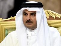 KATAR EMIRI - Katar Emiri, Trump'ın Beyaz Saray davetini reddetti