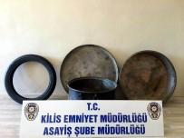 ZEYTİN YAĞI - Kilis'te Polis Hırsızların Ensesinde