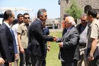 CAHİT SITKI TARANCI - Kültür Ve Turizm Bakanı Nabi Avcı Diyarbakır'da