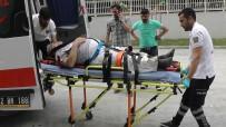 ELEKTRİKLİ BİSİKLET - Kulu'da Trafik Kazası Açıklaması 1 Yaralı