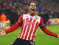 ARSENAL - Liverpool'dan Van Dijk transferinde geri adım
