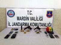 Mardin'de Terör Operasyonu Açıklaması 8 Gözaltı