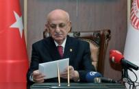 ERKAN AKÇAY - Mecliste İç Tüzük Değişiklikleri İçin Komisyon Kurulamadı