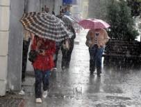 METEOROLOJI GENEL MÜDÜRLÜĞÜ - Meteoroloji İstanbulluları uyardı!