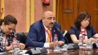 BÜTÇE KOMİSYONU - Milletvekili Açıkkapı, İspanya Temaslarını Anlattı