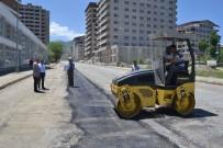 FEYAT ASYA - Muş Belediyesi Tahrip Olan Yolları Onarıyor