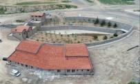 DıŞ GÖRÜNÜŞ - Nevşehir'de Spor Kondisyon Merkezi Yapımı Devam Ediyor