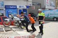 Niksar'da Motosiklet Uygulamaları Sıklaştırıldı