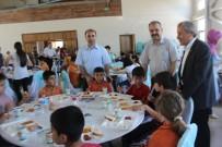 BOSTANCı - Öğlen Ezanıyla Birlikte 'Tekne' Oruçlarını Açtılar