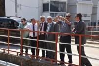 Şarköy Olukbaşı Deresindeki Islah Çalışmaları İncelendi