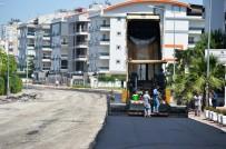 SINANOĞLU - Şirinyalı'da Cadde Düzenleme Çalışmaları