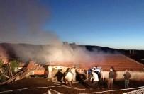 AKÇALı - Sungurlu'da Yangın
