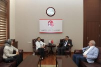 MİHRİMAH BELMA SATIR - TBMM Dilekçe Komisyonu Üyeleri Eskişehir'de
