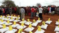 TÜRKLER - TİKA'dan Kenya'da Kuraklıkla Mücadeleye Destek