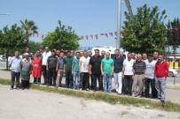 HACI BAYRAM - Trafik Esnafının Taşınma Kaygısı