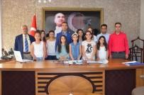 KOMPOZISYON - Tunceli'de Etik Yarışmasında Dereceye Giren Öğrenciler Ödüllendirildi