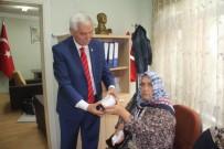 KADER - Türk Kızılayı Giresun'da 860 Aileye Ramazan Yardımı Yaptı