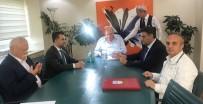 TÜRKER İNANOĞLU - Türker İnanoğlu İletişim Fakültesi İçin Çalışmalar Başladı