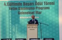 LÜTFI ELVAN - 'Türkiye Hiçbir Şekilde Hedeflerini Ertelemeyecek, Ağırdan Almayacaktır'