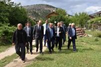 MEHMET AKTAŞ - Vali Aktaş Ovacık'ta İncelemelerde Bulundu