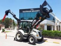 HIDROMEK - Vezirhan Belediyesi Araç Filosuna Yeni İş Makinesi Eklendi