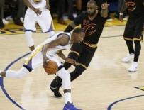 NBA - Warriors şampiyonluğa bir adım uzakta