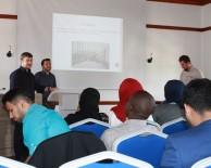 TÜRKLER - Yabancı Uyruklu Öğrencilere Yönelik 'Dış Ticaret Eğitimi' Başladı