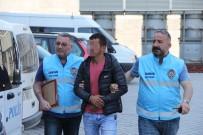 YEŞILDERE - Yaptığı Hırsızlıktan Pişman Olup Polise Teslim Oldu