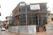112 Yıllık Tarihi Kahvede Restorasyon