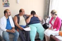 EGZERSİZ - 165 Kiloluk Nurettin, Ağlayarak Hastaneye Yatmayı Reddetti