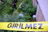 ŞIZOFRENI - 4. Kattan Düşen Şahıs Hayatını Kaybetti