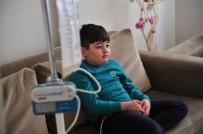 CERRAHPAŞA TıP - 90 Ameliyat Geçiren 9 Yaşındaki Kayra Tedavi İçin Yeniden ABD'ye Gitti