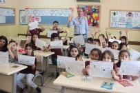 KıŞLA - Adana'da 509 Bin Öğrenci Karne Aldı