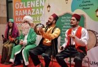ÇINGENE - Adana'da Geleneksel Ramazan Eğlenceleri